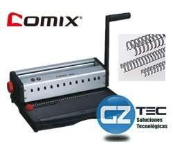 Anilladora Doble Ring paso 3:1 COMIX B2980