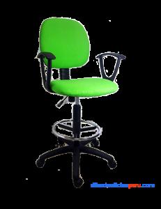 sillas cajero verde